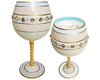 IB Wine Glass Bride IBWBRIDE