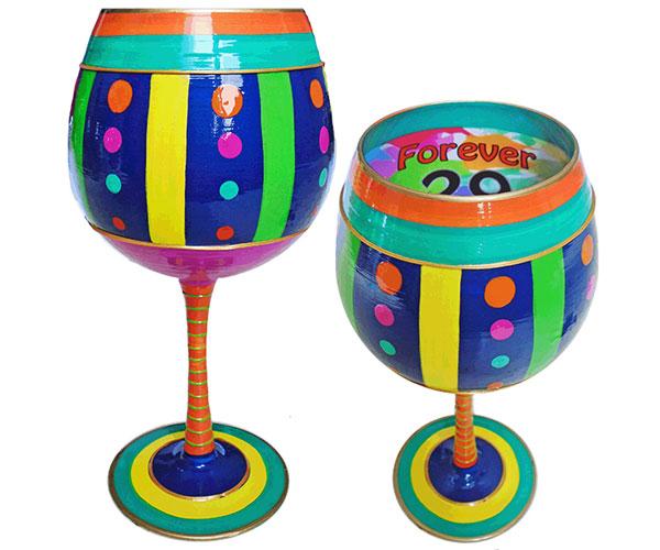 IB Wine Glass Forever 29 (IBWFOREVER29)
