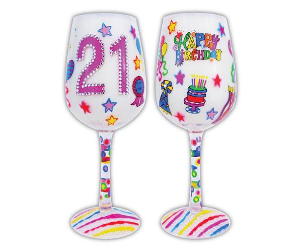 Wine Glass, 21 It