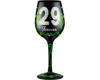 Wine Glass 29 Forever (WG29FOREVER)