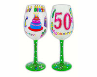 Wine Glass, 50 Better Than Ever (WG50BETTERTHANE)