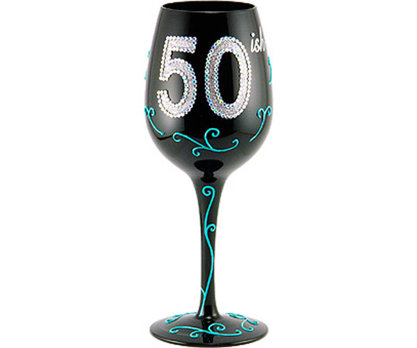 Wine Glass 50ish WG50ISH'