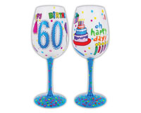 Wine Glass, 60 The Best Is Yet To Come (WG60BESTISYETTO)