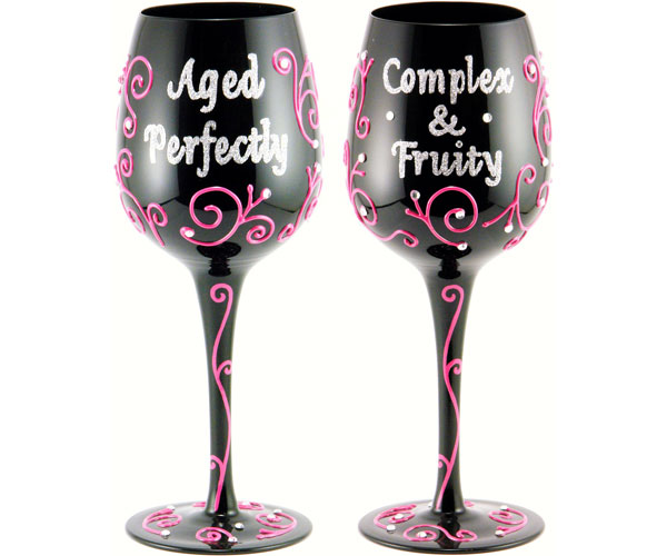 Wine Glass Complex & Fruity WGCOMPLEXFRUITY