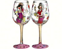 Wine Glass, Fabulous At Any Age WGFABATANYAGE