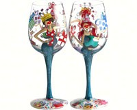 Wine Glass, Happy Birthday WGHAPPYBIRTHDAY