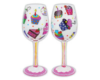 Wine Glass Let