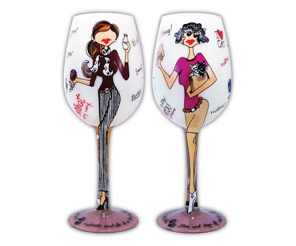 Wine Glass Purrrfect In Every Way (WGPURRRFECT)