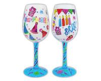 Wine Glass Surprise WGSURPRISE