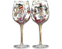 Wine Glass Tennis Anyone WGTENNISANYONE