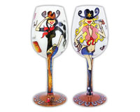 Wine Glass Wild Wild West (WGWILDWEST)