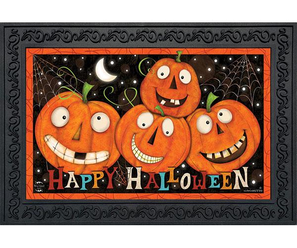 Happy Jacks Halloween Doormat