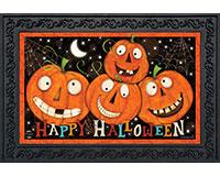 Happy Jacks Halloween Doormat-BLD00673
