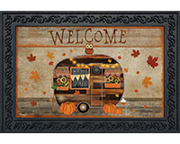 Fall Camper Doormat-BLD00704