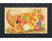 Fall Bounty Doormat-BLD00708