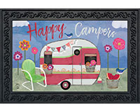 Camping Weather Doormat-BLD00772