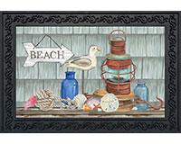 Beachy Vibes Doormat-BLD00778