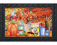 Apple Picking Doormat-BLD00945