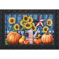 American Autumn Doormat-BLD01615