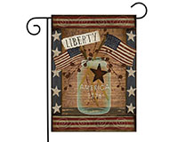 Liberty Garden Flag-BLG00420