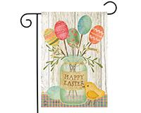 Spring Egg Bouquet Garden Flag-BLG00822