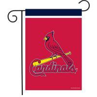St Louis Cardinals Garden Flag-BLG01012