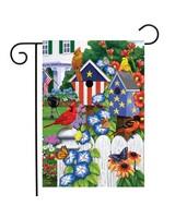 American Garden Garden Flag-BLG01232