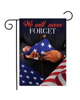 We Will Never Forget Garden Fl-BLG01246