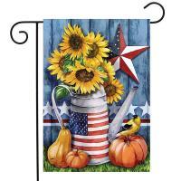 American Autumn Garden Flag-BLG01615