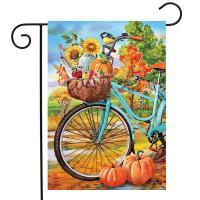 Autumn Bicycle Garden Flag-BLG01633