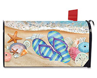 Day in the Sun Mailbox Cover-BLM00384