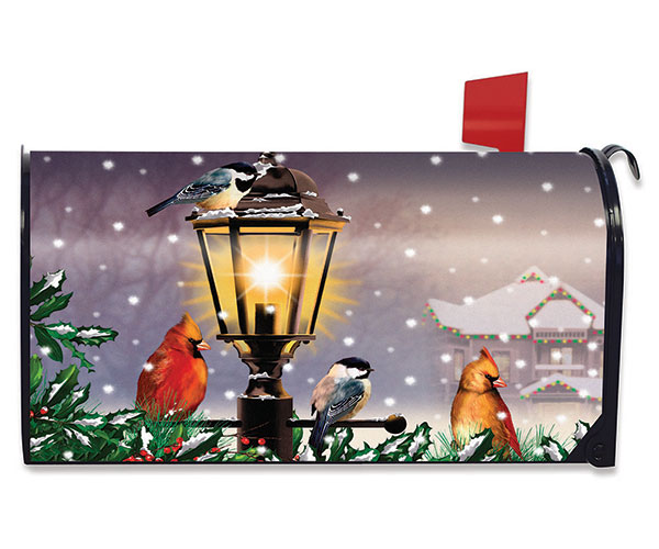 The Gathering Mailbox Cover