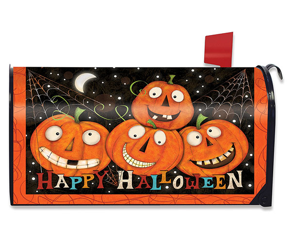 Happy Jacks Mailbox Cover
