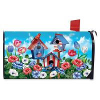 American Birdhouses Mailbox Cover-BLM01509
