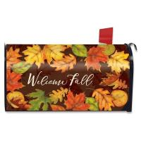 Leaf Toss Mailbox Cover-BLM01729