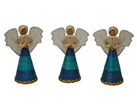 6 inch Sweeny Blue/Green-ANGEL01136