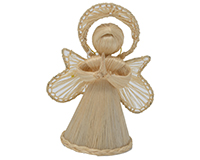 4 inch Elmera with Crown-ANGEL01234