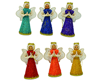 Kitkat Angel 4 inch, Assortment Colors ANGEL01274