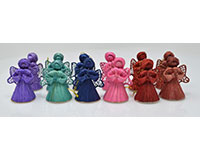 2 inch Baby Angel, Assorted Colors Must buy in 12's ANGEL0130
