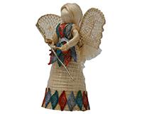 4 inch Leah Angel ANGEL01344