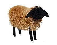 7 inch Brushart Sheep Standing-BRUSH0108