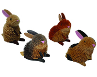 Brushart Rabbit Assortment Styles-BRUSH0109