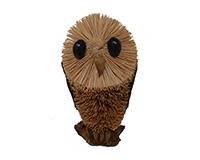 Brushart Barn Owl-BRUSH0115