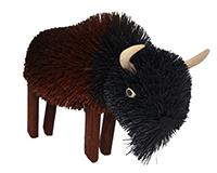 8 inch Brushart Buffalo-BRUSH0134S