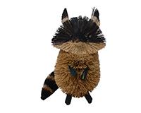 9 inch Brushart Raccoon-BRUSH0138L
