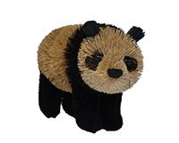 Brushart Panda (S)-BRUSH0147S