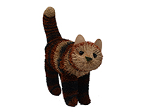 Brushart Cat BRUSH0187