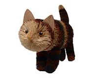 16 inch Brushart Cat BRUSH0187L