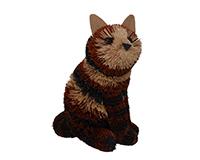 Brushart Cat BRUSH0188