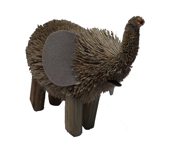 Brushart Elephant (S) BRUSH0194S